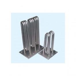 Résistance carrée de chauffe pour Générateur de vapeur