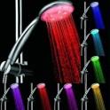 Pommeau de douche 7 couleurs à LED