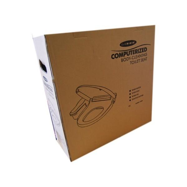 abattant de toilettes japonais full options kgt france. Black Bedroom Furniture Sets. Home Design Ideas
