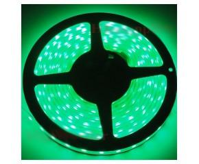 Ruban à LED VERT 5 m IP68 étanche et immergeable