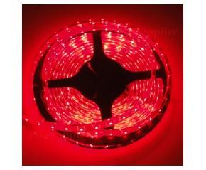 Ruban à LED Rouge 5 m IP68 étanche et immergeable