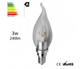 Ampoule à LED 3 w E14 Blanc neutre