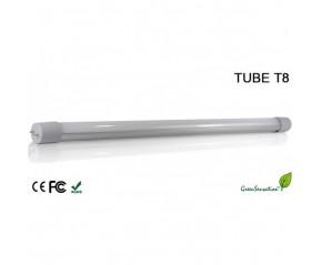 Tube Néon T8 120cm 18w 1700Lm Blanc neutre économie par LED