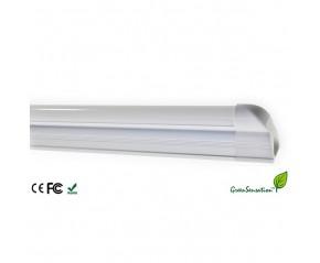 Kit Tube 90cm Néon T5 sur support aluminium  éclairage LED économique