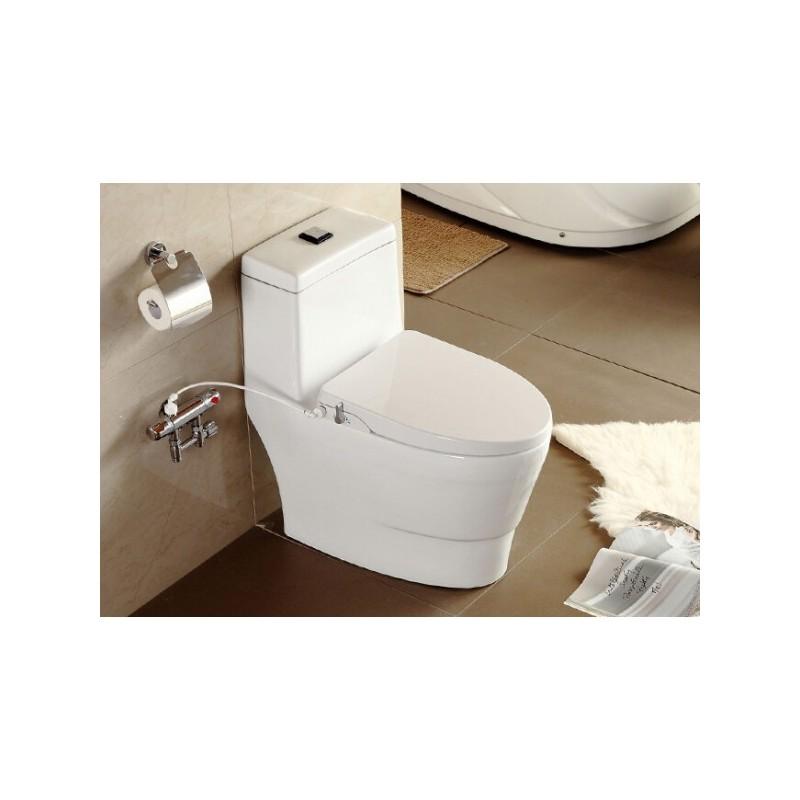 Abattant de toilettes japonais sans lectricit wc - Abattant wc japonais ...